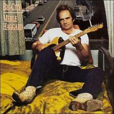 MERLE HAGGARD BIG CITY My Favorite Memory Are The Good Times Really Over NEW CD