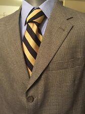 Austin Reed London Men's Dress Coat Blazer Size 43 Reg 100% Wool 3 Buttons NWT