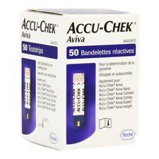 Tiras reactivas Accu-Chek Aviva (50 unidades)