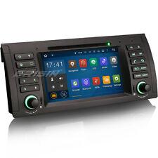 Android 5.1 Autoradio WiFi DVD CD GPS DAB+ BT Canbus BMW 5er E39 X5 E53 ES3061GF