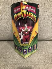 1993 Mighty Morphin Power Rangers Kimberly Pink Ranger Action Figure Bandai CIB
