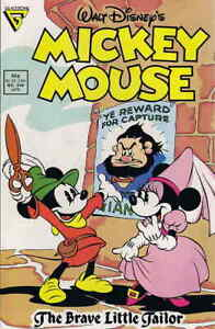 Mickey Mouse (Walt Disney's…) #246 VF; Dell | save on shipping - details inside