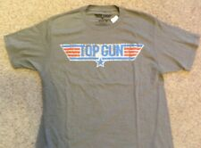 Top Gun mens Medium gray T-Shirt