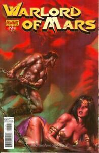 Warlord of Mars #22B VF/NM; Dynamite | save on shipping - details inside