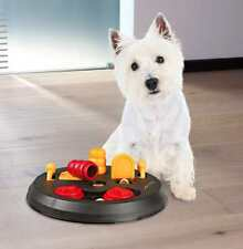 Dog Activity Flip Board Interactive Dog Toys Puzzle Pet Food Treat dogs Fun new