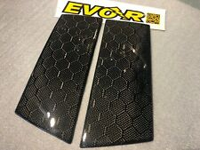 Honeycomb carbon fiber B pillars for all Nissan 350Z Z33 EVO-R