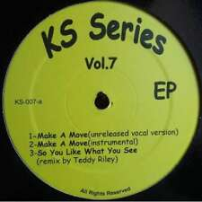 "Various - KS Series Vol. 7 (12"", EP, Comp) Vinyl Schallplatte - 37626"