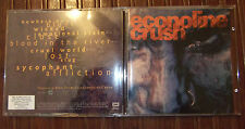 ECONOLINE CRUSH - Affliction 1995 Industrial Rock CD Club House Edition