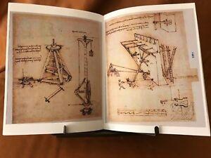 CODEX ATLANTICUS, DA VINCI, Facsimile, 1478-1519
