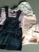 Lot bord de mer 2 ans ou 24 mois vareuse Armor kid,robe et t shirts H&M