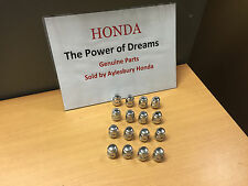 Genuine Honda Civic Type R FN2 Wheel Nuts ( **  Only Slightly Used ** )