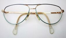Vintage Bartoli Eyeglasses Spectacles Made in Italy Two tone Color Front | Rare