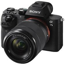 "Sony A7 II 28-70mm 24.3mp 3"" Mirrorless Digital Camera New Agsbeagle"