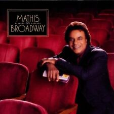 Johnny Mathis - Mathis on Broadway CD