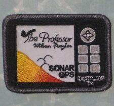 "The Professor Wilson Frazier Patch - Sonar GPS -  3 1/8"" x 2 1/4"""
