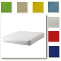 Custom Made Cover fits IKEA ARHOLMA Seat/Back Cushion, Water Proof Cushion Cover