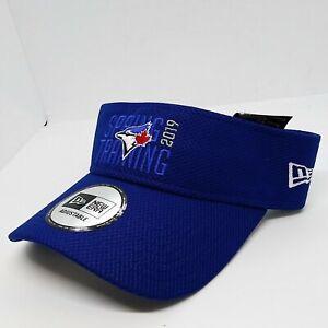 New Era 100%authentic Visor MLB Adjustable Toronto Blue Jays blue logo