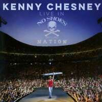 Chesney Kenny - Live IN No Shoes Nation Neuf CD