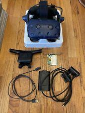 HTC Vive Pro HMD Virtual Reality VR Headset ONLY wity WIRELESS kit