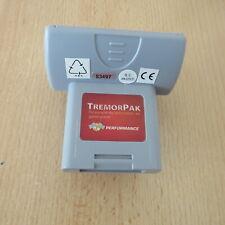 NINTENDO 64 N64 rendimiento temblor/RUMBLE PAK