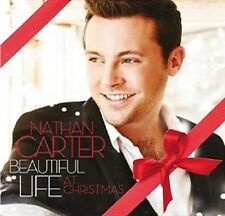 NATHAN CARTER BEAUTIFUL LIFE AT CHRISTMAS 2 CD ALBUM