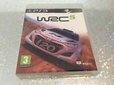 PS3 WRC 5 V i20 2015 official PLAYSTATION 3 SONY PAL FR EN BOITE