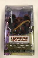 D&D Miniatures Legendary Evils Booster NEW READ Huge Pack Balor Large Figure