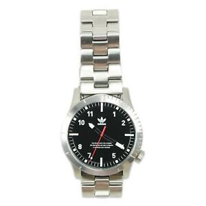 Adidas X Nixon Cypher M1 Watch Silver One Size New