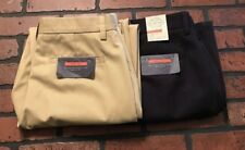 St. Johns Bay Worry Free Classic Fit Pants Men's Size 30 x 29 Lot Of 2
