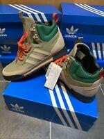 Adidas OG Baara Boot UK 10 E 45 EE5531 Casual Hiking Boots Khaki Jake Blauvelt