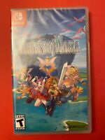 NEW & Retail Sealed: Trials of Mana for Nintendo Switch (Square-Enix, 2020)