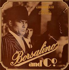 """EAST - COLONNA SONORA - BORSALINO AND CO - CLAUDE BERE 12"""" LP (M990)"""