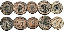 Group of 5 Roman Antoninianii #GX 7670