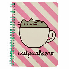Pusheen A5 Notebook Official LicensedPusheen the Cat Gift Cat Lover Cute Kawaii