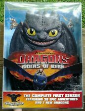 Dragons: Riders of Berk, Complete First Season, Collectible Limited Edition pkg