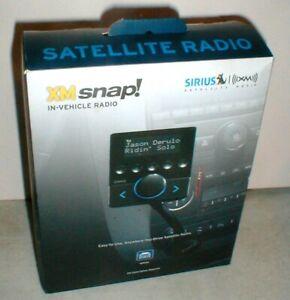 Brand NEW Sirius XM Snap In-vehicle Satellite Radio Receiver Cigarette Plug-In