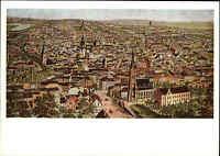 CHEMNITZ Sachsen Vogelschau v.d. Stollberger Strasse anno 1905 Reprint-AK DDR