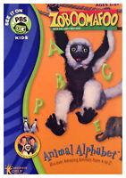 Zoboomafoo Animal Alphabet PC Brand New Sealed Retail Box Win8 7 Vista XP