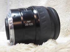 8 Pin SONY Minolta AF 28 105mm Digital Alpha F3.5 4.5 XI Fit A200 A300 A700 A900
