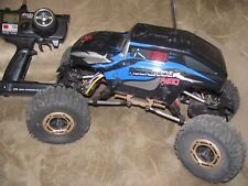 Redcat Racing Rockslide RS10 1/10 Brushed Electric RC Crawler Truck TESTED