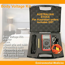 Body Voltage Test Kit Most Popular Easy To Use Meets Building Biology Guidelines