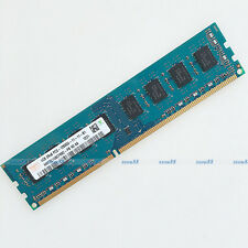 Hynix 4GB PC3-12800 DDR3 1600Mhz 240Pin Ram Low Density 1600 DIMM Desktop Memory