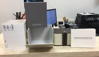 BAUME & MERCIER SML LINEA PRESENTATION WATCH BOX WITH BOOKLET AND WARRANTY CARD
