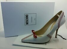 MOSCHINO Pointed Toe MAJOR LEAGUE Baseball DONNA Pumps Shoes - Size 9