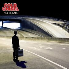 COLD CHISEL NO PLANS CD NEW