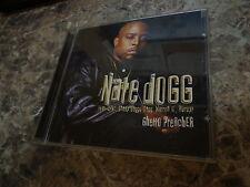CD  NATE DOGG  GHETTO PREACHER (MINT) ULTRA RARE RAP!! w KURUPT 2PAC SNOOP DOGG