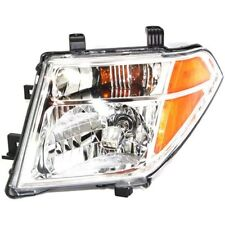 New Headlight (Driver Side) for Nissan Frontier NI2502157 2005 to 2008