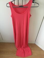 Bubblegum Pink Casual Strappy Maxi Dress - Uk 8 - Atmosphere - Worn Once