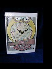 Orologio a pendolo Gufo 1