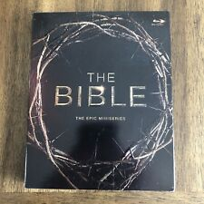 The Bible: The Epic Miniseries [New Blu-ray] Boxed Set, Sealed Sku4